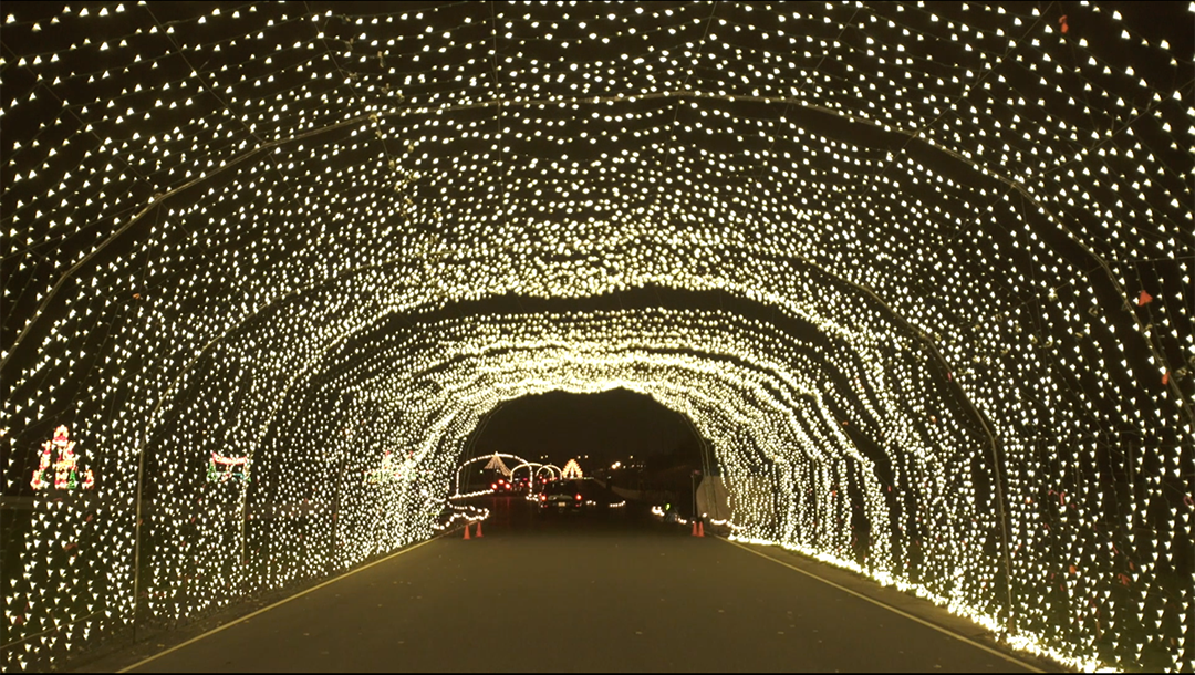 Special Events | PIR Christmas Light Show | Winter Wonderland